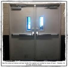 Commercial Bathroom Door House Of Doors Roanoke Va Commercial Doors Frames And Hardware