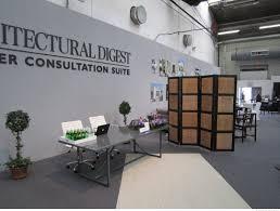 ad 100 designer consultation suite at ad home design show