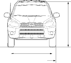 dimensions of toyota rav4 dimensions toyota rav4 car features toyota service