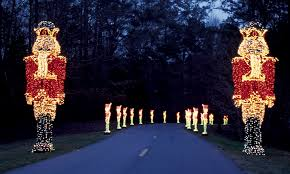 Lights At The National Zoo by Christmas At Callaway Featuring Fantasy In Lights