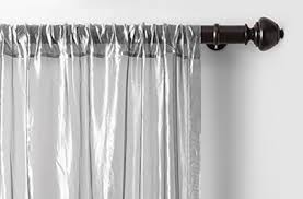 Drapes Black And White Drapery Curtains And Drapes Arhaus