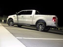 2008 ford f150 limited ford f150 limited edition saw two of these up they are