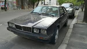 maserati biturbo a legendary abandoned car i u0027ve spotted today in bucharest