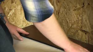 How To Lay Laminate Flooring Youtube How To Install Floating Flooring In Kitchens Let U0027s Talk Flooring