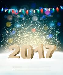 happy new year backdrop happy new year background with 2017 by almoond graphicriver
