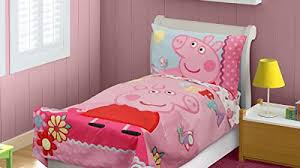 Peppa Pig Toddler Bed Set Toddler Discount Bedding