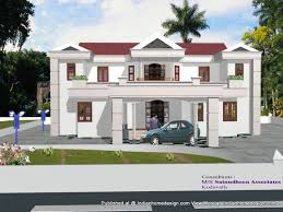 Best Home Architect Design India India House Design Indian Flat Roof Villa In 2305 Sqfeet Kerala