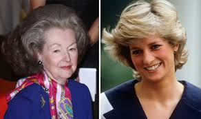 raine spencer princess diana s stepmother s collection of treasures to be