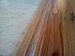 Laminate Flooring Threshold Trim Home Made Oak Threshold 4busydads Com