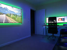home office setup design furniture wall your desks table idolza