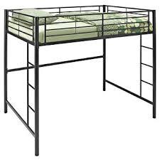 premium metal loft beds target