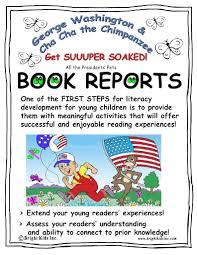 Samples Of Book Report Kids Book Report Template Free