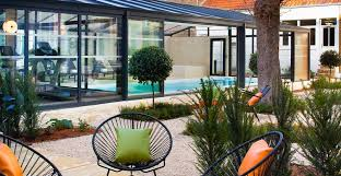 hotel avec dans la chambre dijon hotel spa 4 etoiles oceania le jura dijon spa avec piscine