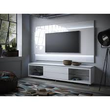 manhattan comfort lincoln white gloss storage entertainment center