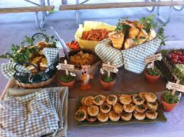 Baby Shower Food Spread Winnie The Pooh Baby Shower Too Cute