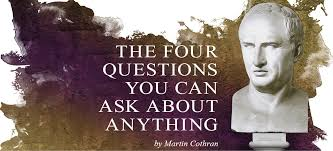 the four questions book the four questions you can ask about anything memoria press