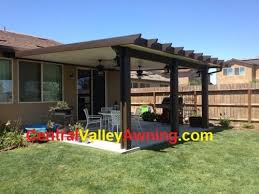 Backyard Awning Central Valley Awning And Patio