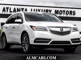 used lexus vs used acura 2015 used acura mdx fwd 4dr tech pkg at alm gwinnett serving