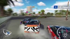 hoonigan rx7 twerk stallion forza horizon 3 tandems drift tmf gang youtube