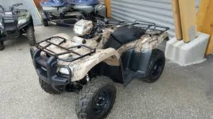 honda fourtrax foreman 4x4 es eps camo motorcycles for sale