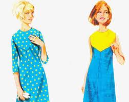 v shaped dress pattern butterick 4186 etsy