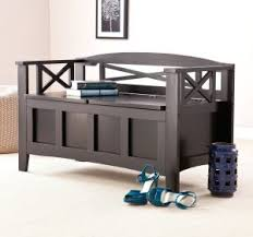 Small Storage Bench With Baskets Storage Bench Entryway Small Storage Bench Entryway Decorating