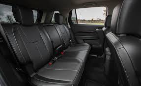 gmc terrain back seat 2016 gmc terrain denali interior gallery photo 10 of 24