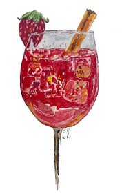 watercolor cocktail gin u0026 tonic spain u0027s obsession despite the recession u2013 susana