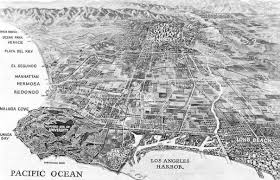 Los Angeles Aqueduct Map by Water And Power Associates