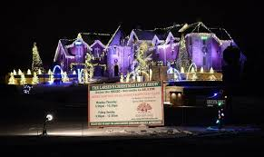 the great christmas light show 1 million lights in elburn display that earned tv spot