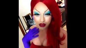 jessica rabbit labelle as jessica rabbit youtube