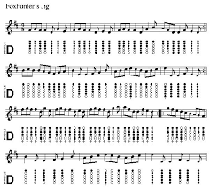 65 best whistle images on tin whistle sheet