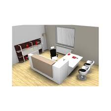 bureau d acceuil bureau d accueil angle z2 avec accès bas sur le côté officity ba