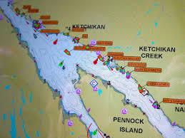 Map Of Ketchikan Alaska by Bc U0026 Ak 3 Northbound Ketchikan U0026 Misty Fjords Tribute A Kadey