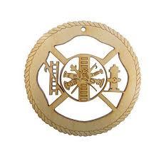 firefighter ornament firefighter gift firefighter