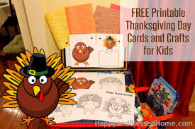 1 thankful turkey free printables thanksgiving day cards and crafts for happyandblessedhome jpg