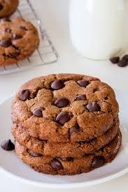 paleo chocolate chip cookies vegan option grain free
