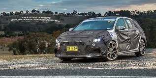 2018 hyundai i30 n tackles the mountain video photos 1 of 5