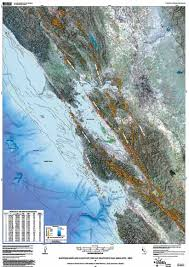 us geological earthquake map earthquakes and faults in the san francisco bay area 1970 2003