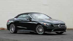 luxury minivan mercedes 2017 mercedes benz s550 cabriolet review all the luxury you need