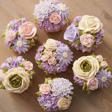 Wedding Cupcake Decorating Ideas Cupcakes Decorating Ideas Wilton