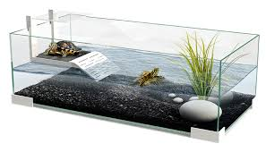 ciano tartariums 40 60 80 turtle tank terrarium aquarium ramp