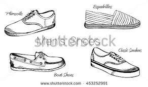 men u0027s shoes free vector download free vector art stock graphics