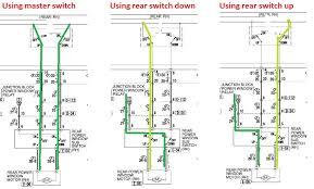 mitsubishi endeavor wiring diagram mitsubishi wiring diagrams