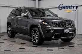 jeep grand hemi price 2017 jeep grand overland 4dr 4x4 pricing and options