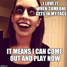 Love Girlfriend Meme - zombie overly attached girlfriend meme imgflip