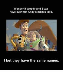 Buzz Lightyear And Woody Meme - 25 best memes about woody and buzz woody and buzz memes