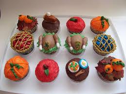 42 thanksgiving cupcakes to eat autumn