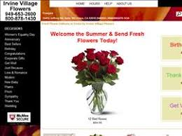 Flowers Irvine California - irvine village flowers flower shop u0026 florist in irvine ca 92618