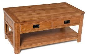 rustic oak coffee table london dark oak coffee table with drawers coffee tables living